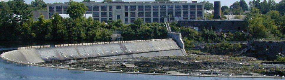 GE Hudson Falls Plant site.