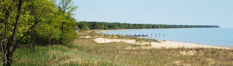 The settlements include projects that protect 324 acres of unique habitat and improve public recreational access to natural resources. (NOAA photo)