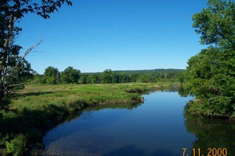 Housatonic River.