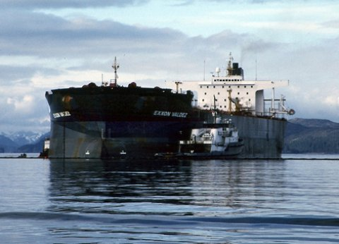 The Exxon Valdez oil spill stimulated passage of the Oil Pollution Act of 1990