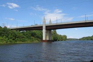 Bridge over the Grasse River